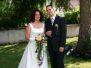 Hochzeit Christa und Roger 2004